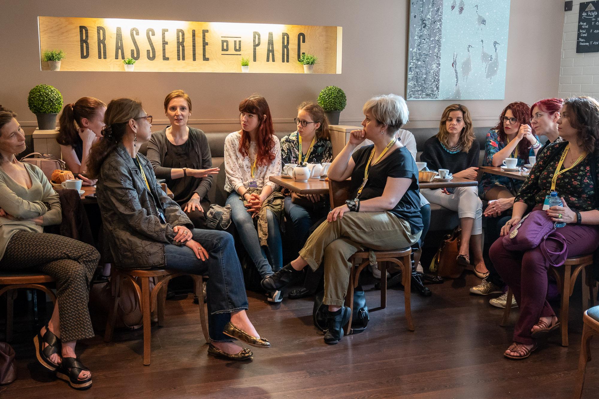 Annecy 2018   Women in Animation World summit