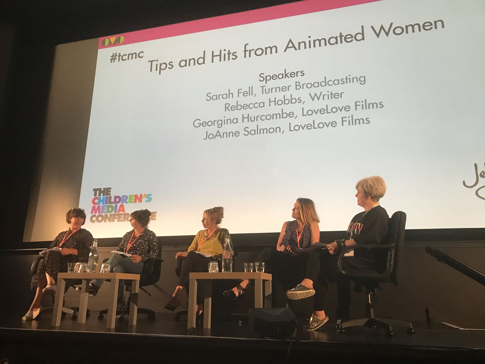 CMC 2018 | Tips and Hits from Animated Women