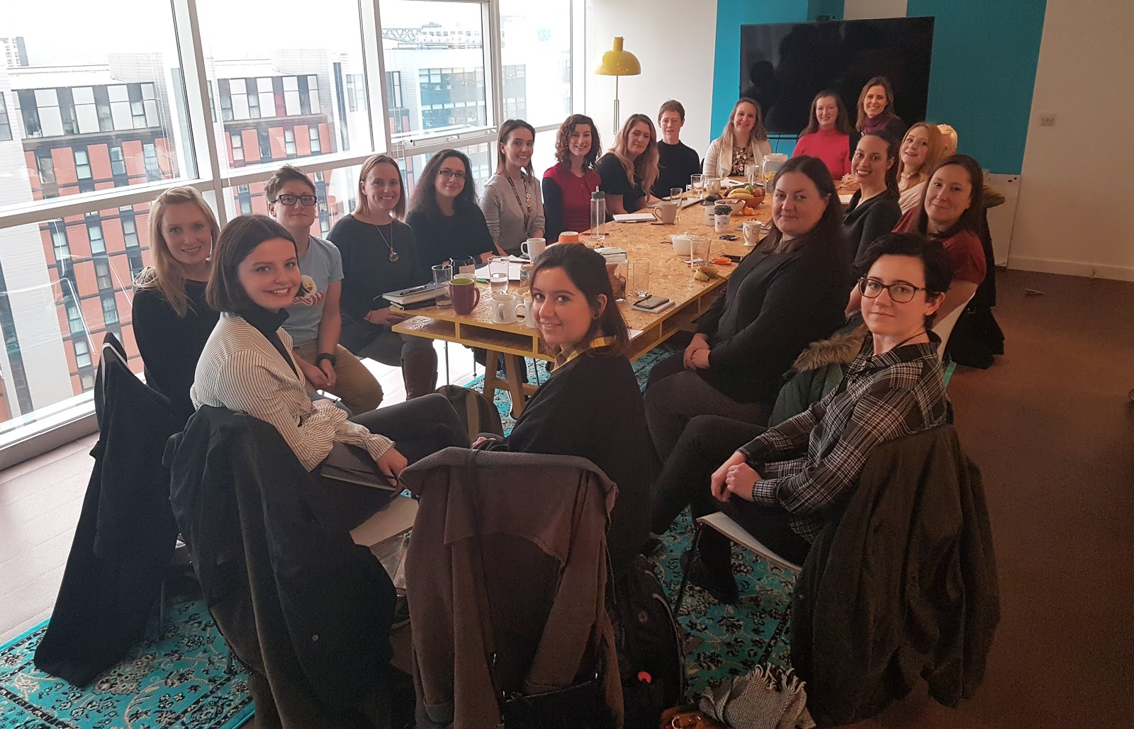 We ask Animated Women UK Scotland what motivated them to start a local chapter