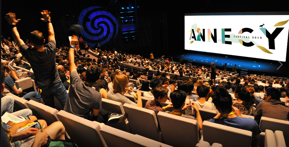AWUK at Annecy 2019
