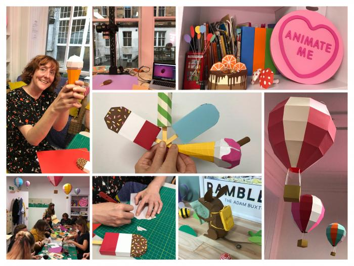 AWUK Scotland Papercraft Event – Interview with Lucy Teire