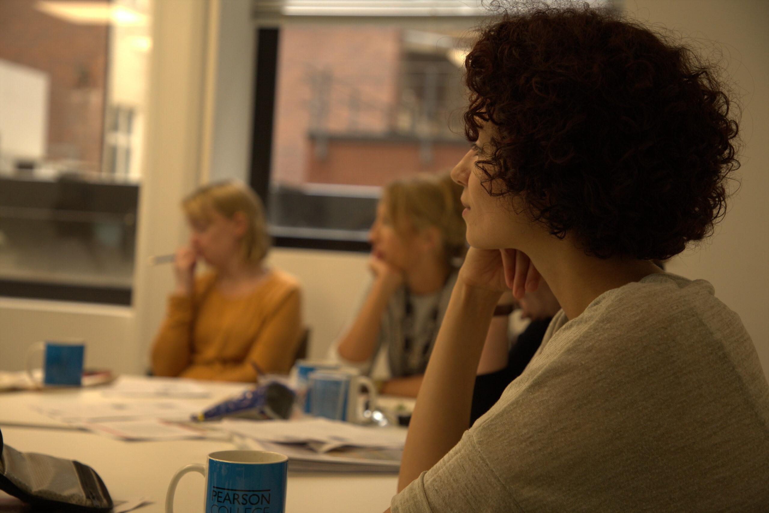 "Animated Women UK Host ""Managing People"" Workshop"