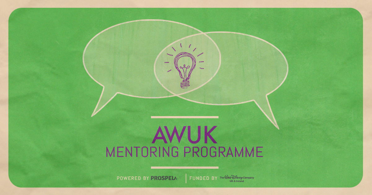 Animated Women UK launches Mentorship Programme